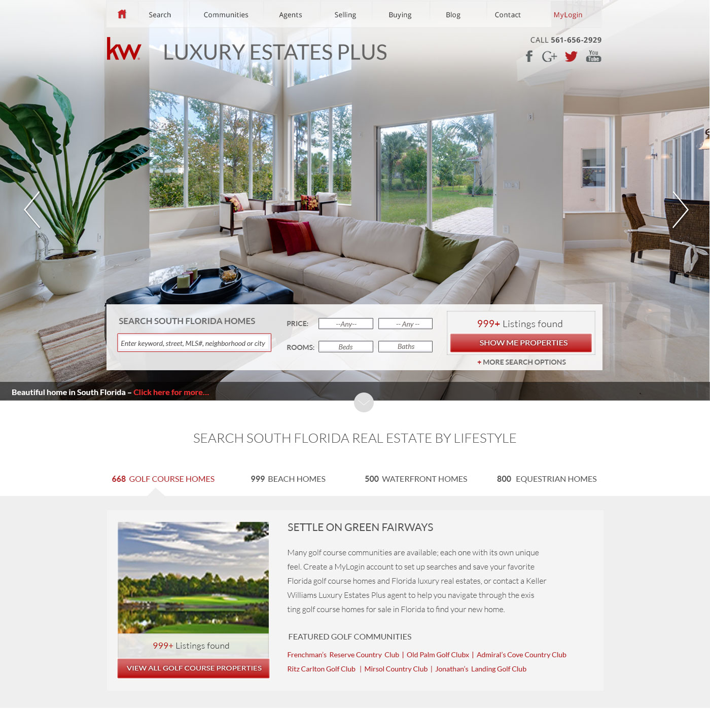 KW: Luxury Estates Plus